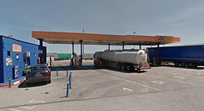 Fuel Truck Girona