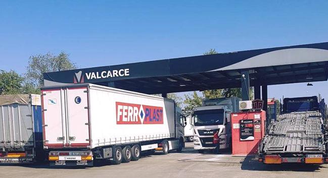 Fuel Truck Guarromán