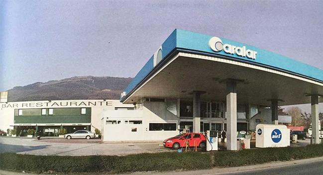 Fuel Truck Aralar