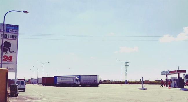 Fuel Truck Ciudad Rodrigo