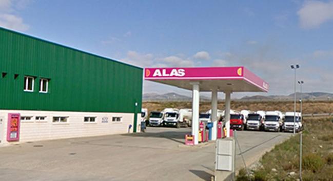 Fuel Truck Alas Calatayud