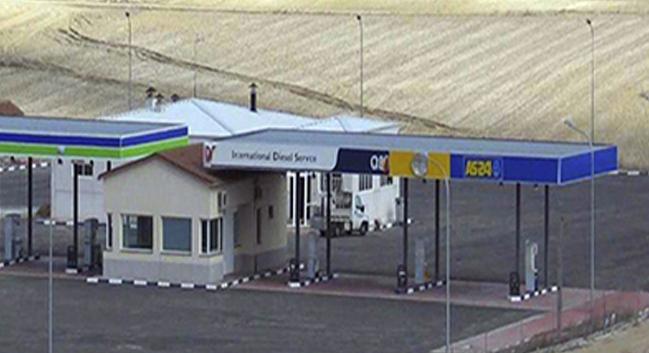 Fuel Truck Torremotcha del Campo
