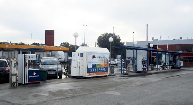 Fuel Truck Parets del Valles