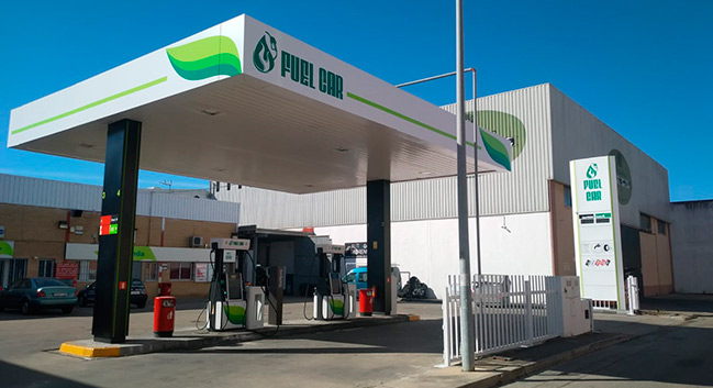 Fuel Truck Cádiz
