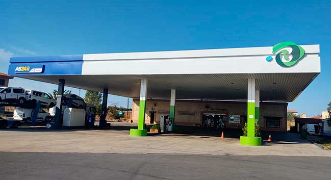 Fuel Truck Bernal